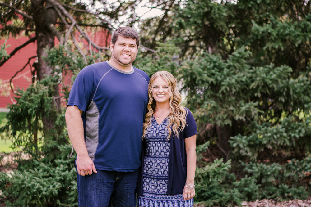 Cameron and Megan - Professional Portrait by Chris Corrao