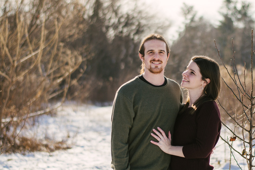 Chris and Carrie - Professional Portrait by Chris Corrao