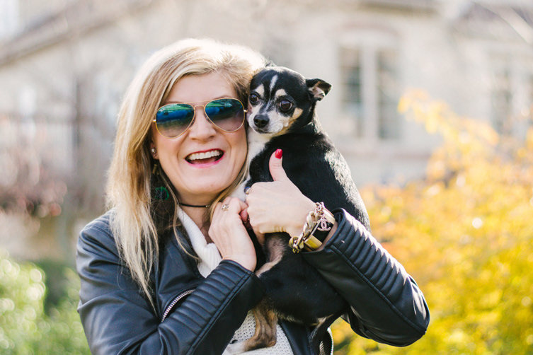 Maureen and Ralphie - Professional Portrait by Chris Corrao