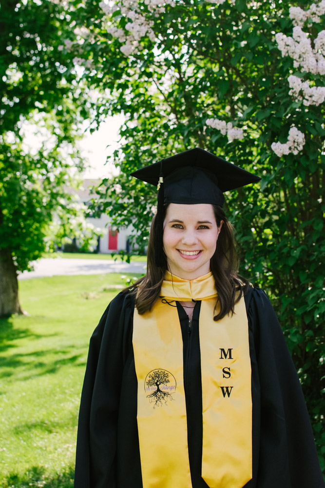 Carrie - Graduation Photography by Chris Corrao