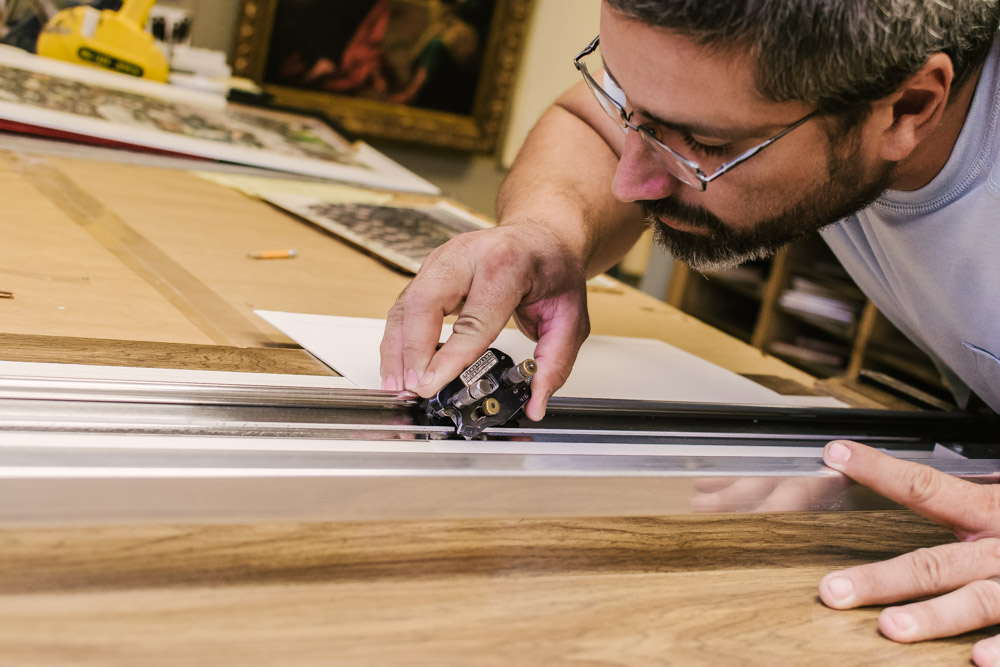 matte cutter custom framing