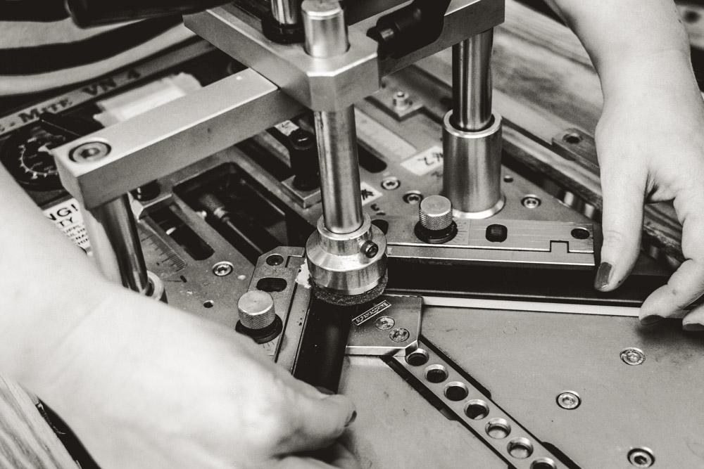 professional framing machinery