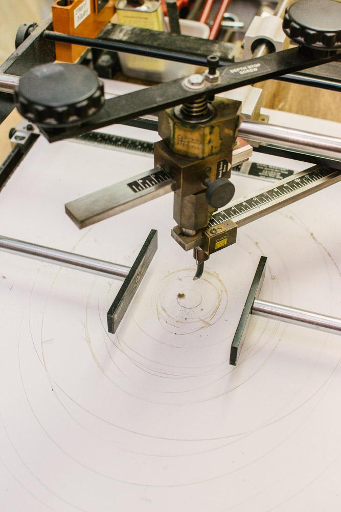 matte cutter tool